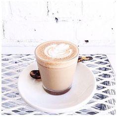 A frothy #COFFEENOTCOFFEE via @blessedbystyle  // show us your #COFFEENOTCOFFEE  Shop now at www.coffeenotcoffee.com.au