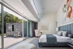 Joel Sanders updates mid-century-modern home in Connecticut
