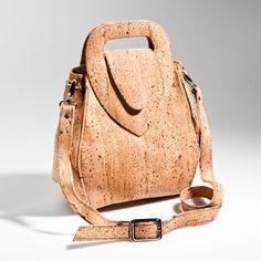 <p>Cork bag, pattern Natural</p>