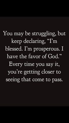 Amen I needed this today :)