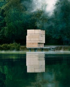 Alpine Constructs, New Swiss Architecture in Aesthetica Issue 67 www.aestheticamagazine.com