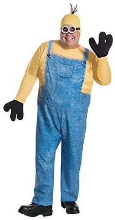 Rubies Costume Co Mens Minion Kevin Plus Size Costume Multi One Size *** Click on the image for additional details.