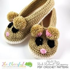 Crochet Slipper Pattern, Crochet Slippers, Crochet Patterns, Pom Pom Maker, Coffee Cozy, Yarn Needle, Stitch Markers, Diy Crafts, This Or That Questions