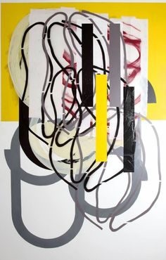 "Saatchi Art Artist Manuel Gamonal; Painting, ""Kurtz (continuación II)"" #art"