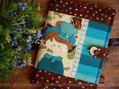 Caderno de Receitas | Bonequinha de Luxo 002
