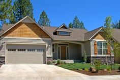 Country Plan: 1,797 Square Feet, 3 Bedrooms, 2 Bathrooms - 2559-00092