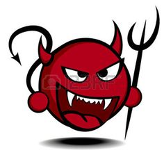 duivel tekenen - Google zoeken