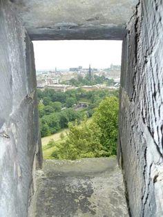 Castle window Castle Window, Windows, Natural, Places, Lugares, Nature, Window