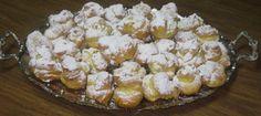 Brioche con crema or cream puffs are my favorite desserts.
