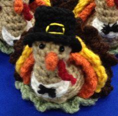 Crochet Pilgrim Turkey