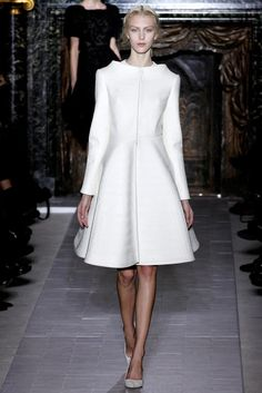Valentino Spring 2013 Couture - Collection - Gallery - Look 1 - Style.com
