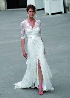 Wedding Dresses for the Bride Over 40