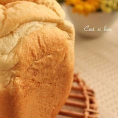秘密はとろとろ~のお粥・しっとりシルキー食パン