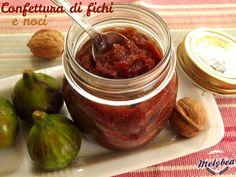 #Confettura di #fichi e #noci