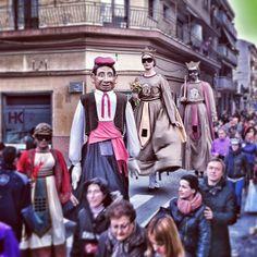 Rua Carnestoltes Infantil a Calella 2013 via @asbabra