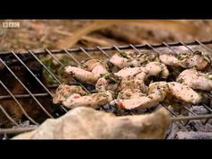 Levi Roots' Sticky Jerk Wings with Sugared Oranges - Caribbean Food Made Easy - BBC