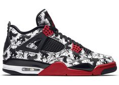 aa74223803d Check out the Jordan 4 Retro Tattoo (2018) available on StockX Retro  Tattoos