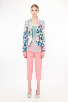 Trelise Cooper Paint By Numbers Jacket