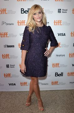 Reese Witherspoon dazzled at the Toronto International Film Festival.