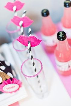 """Hostess with the Mostess® - Parisian Party - Bridesmaids """"Girls Night In"""" Party - Promotion Project for Universal Studios"""