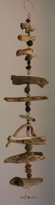 Driftwood Mobile Soda Glass