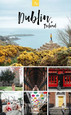 16 Of The Best Places in Dublin, Ireland - Travel Guide Ireland Travel Guide, Dublin Travel, Paris Travel, Emerald Isle, Belfast Ireland, Galway Ireland, Ireland Food, Ireland Fashion, County Cork Ireland