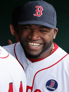 """Big Papi """"Boston is our f***ing city"""""""