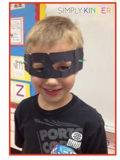 NINJA DAY! We started with the fun book Nighttime Ninja. It was a great book that had very little words