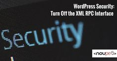 Since WordPress version 3.5, the XML-RPC interface is activated by default. That wouldn't be too bad if WordPress weren't the world's most popular content management system. The interface does not only provide useful features but is also an important target for hackers.