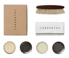 TANGENTGC - Shoe Care Kit, Small #niche beauty