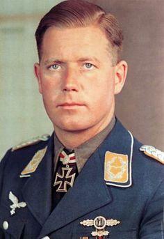 Oberstleutnant Gustav Preßler (16 March 1897 - 9 October 1985)
