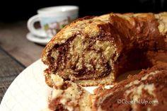 Απίθανο κέικ βανίλια σοκολάτα που δεν μπαγιατεύει, απλά ωριμάζει και μελώνει!