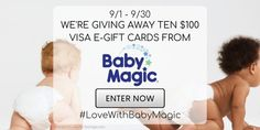 Baby Magic Protects & Nourishes Your Baby's Skin #LOVEWITHBABYMAGIC! - Night Helper Free Printable Grocery Coupons, Lottery Drawing, Visa Gift Card, Gift Cards, Win Money, Baby Lotion, Gift Card Giveaway, Enter To Win, Print Coupons