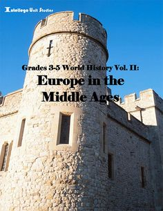3-5 World History Volume II: Europe in the Middle Ages spring 2017