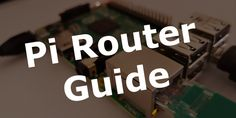 Do youhave an interest in tech and enjoy the odd DIY project? Make your own router.