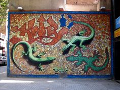 In Entença:Déu i Mata, Barcelona, Spain