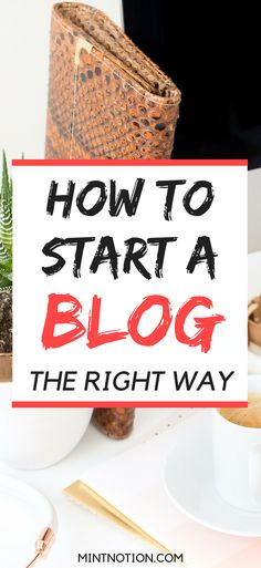How to start a blog and make money! This FREE step-by-step tutorial for beginners will show you how to launch your WordPress blog in minutes | Work from home ideas #bloggingtips