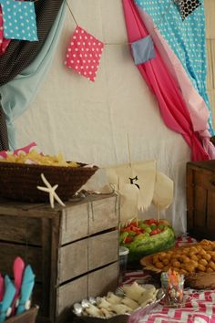 Emmeline's Mermaid Pirate Party