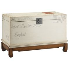 $192.00-(279.00)-I pinned this Wingfield Storage Trunk from the Worldly & Wise event at Joss and Main!