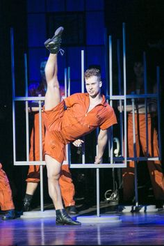 This All-Male 'Cell Block Tango' From 'Broadway Backwards' Will Leave You Breathless