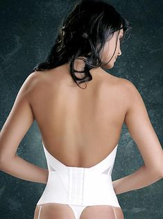 Flattering Me Bridal Bustier Extender Style 728