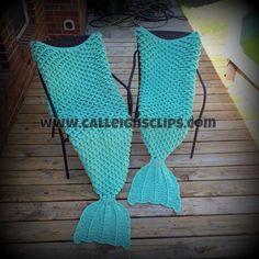 (4) Name: 'Crocheting : Mermaid Princess Cuddle Blanket