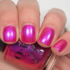 """""""Show 'Em Who's Blossom"""" from The Arrangement collection for Spring I have swatches of this and the rest of the… Opi Pink, Swatch, Dreaming Of You, Nail Polish, Rest, Vending Machines, Nails, Spring, Makeup"""