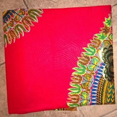 Dashiki kitenge Fabrics sold each 6yards different colours of choice | OutOfAfrikaWears -  on ArtFire