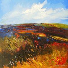 Breathtaking Moorland - Acrylic