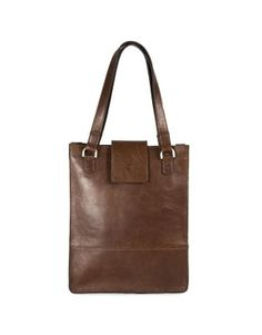 Leather Flap Shopper | Woolworths.co.za