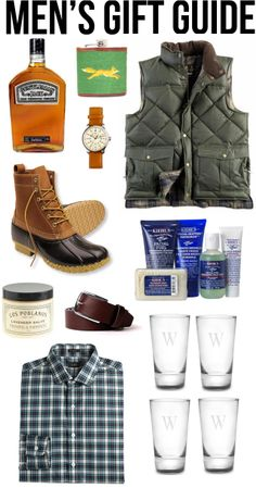 Southern Curls & Pearls: Men's Gift Guide + Gobi Straps