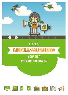 Lessen mediawijsheid voor het primair onderwijs - Cubiss - Wikiwijs Leermiddelenplein