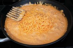 Buffalo Chicken Dip Recipe – Perfect for the Crock Pot or Oven