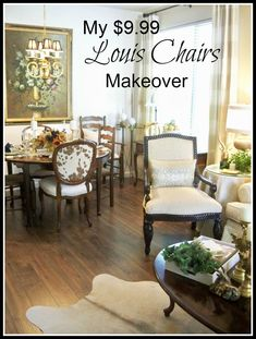 Have the rush seats in your chairs started to fall apart? This step by step – replacing rush seats upholstery tutorial shows you how to repair them. I love my dining set, a gorgeous table… Chair Reupholstery, Reupholster Furniture, Furniture Upholstery, Chair Makeover, Furniture Makeover, Diy Furniture, Rustic Upholstery Fabric, Bamboo Dining Chairs, Kitchen Chairs